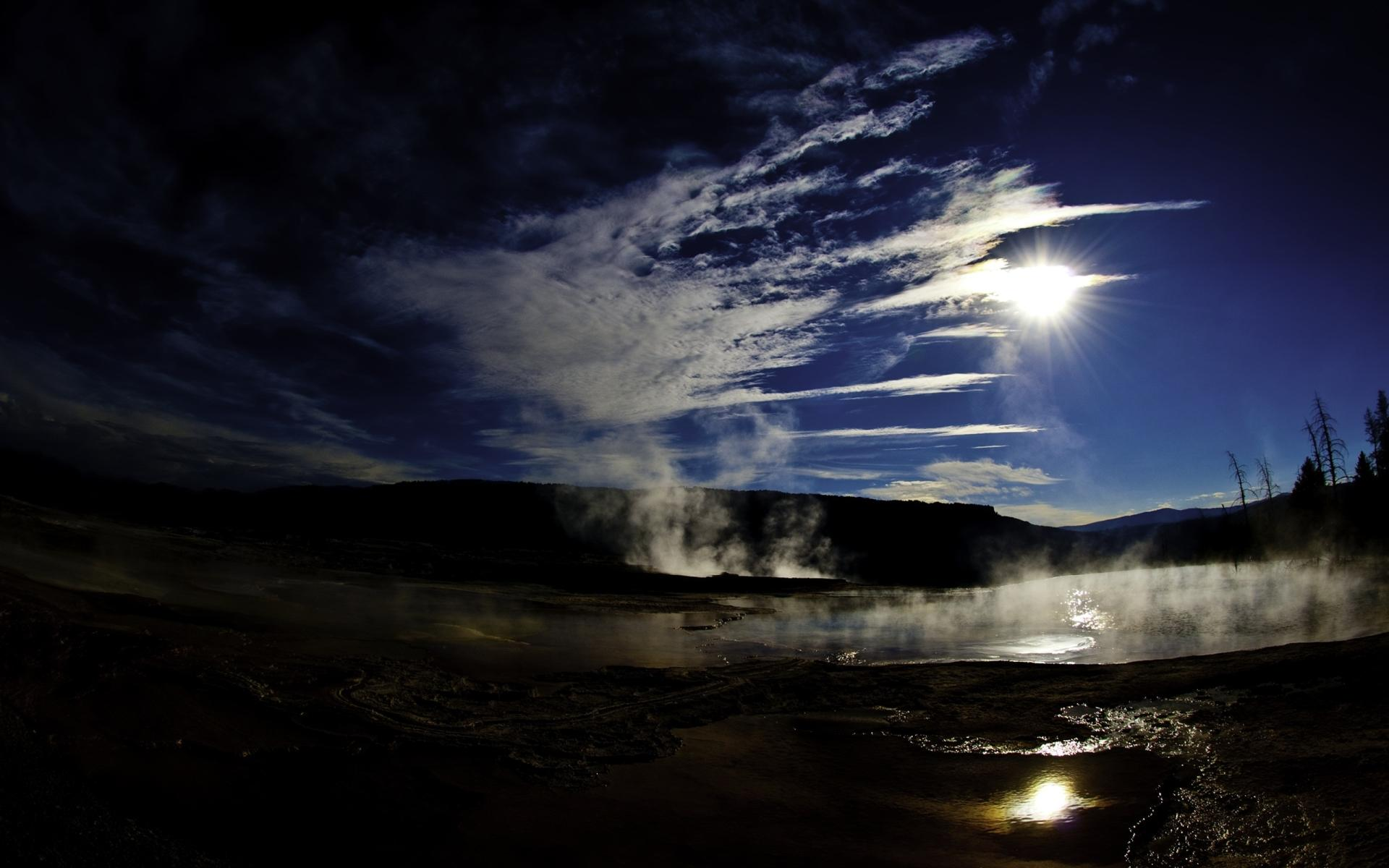 Geyser wallpapers HD quality