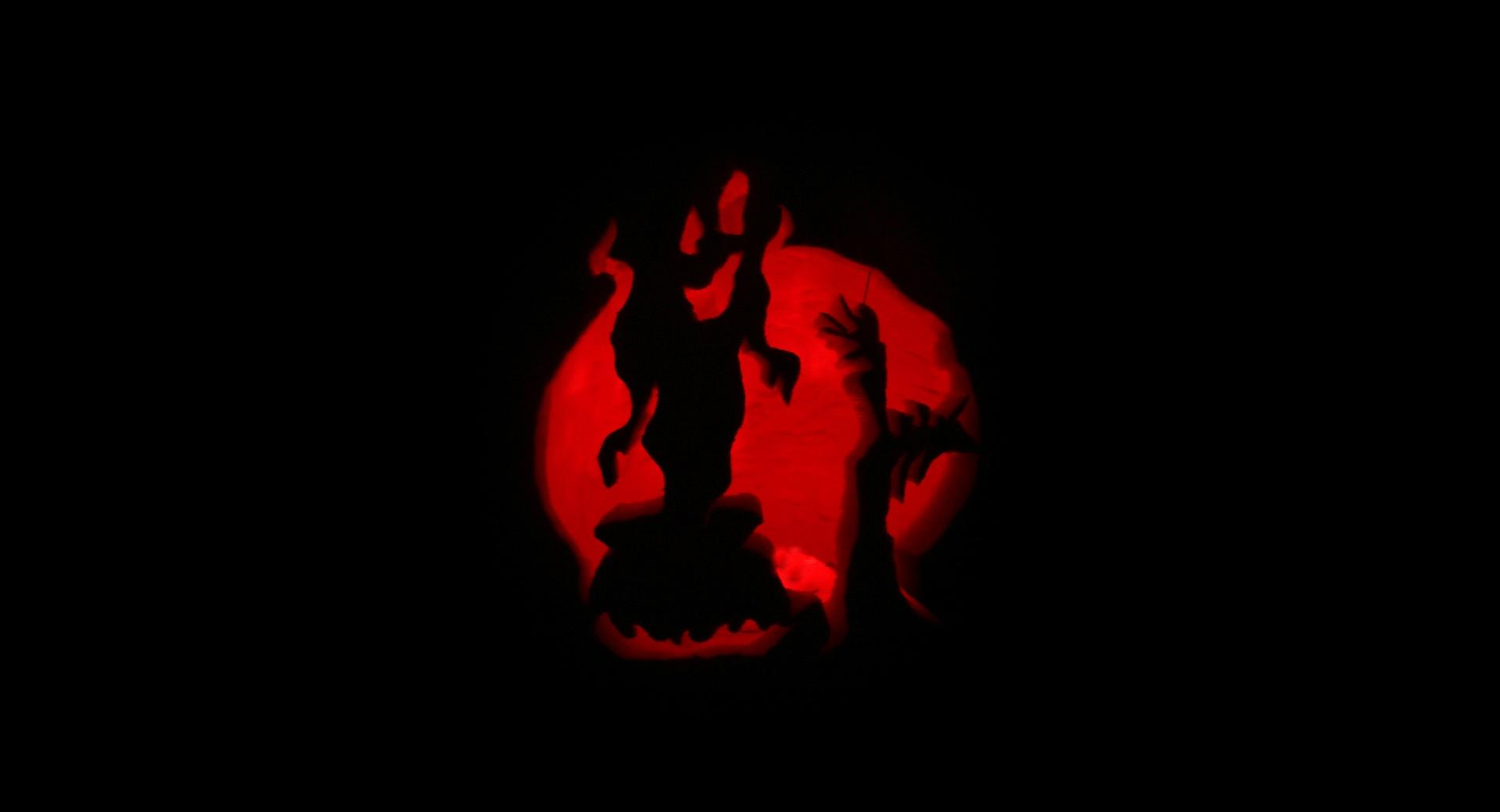 Ghost Pumpkin Carving wallpapers HD quality