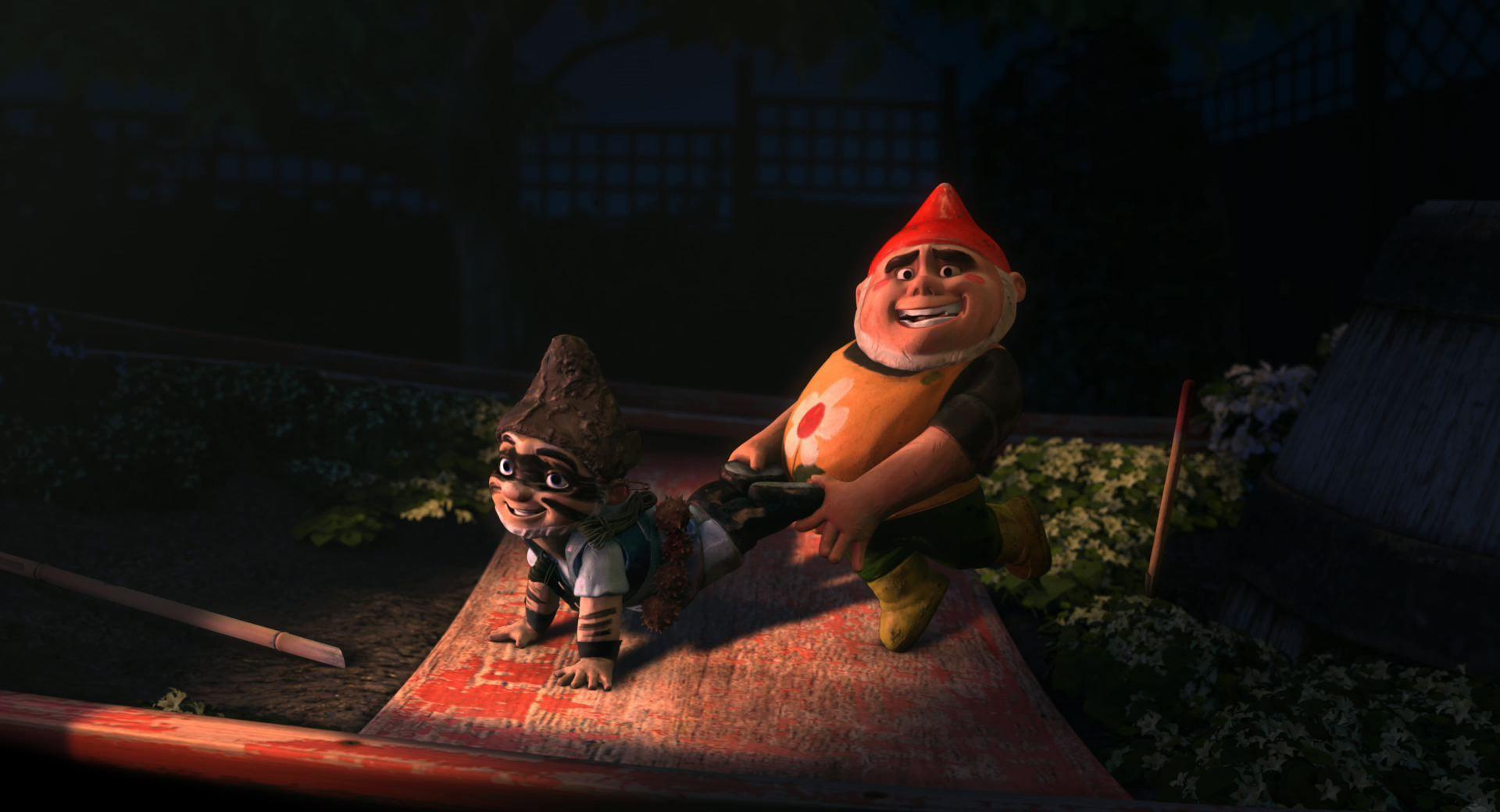 Gnomeo and Juliet Film wallpapers HD quality
