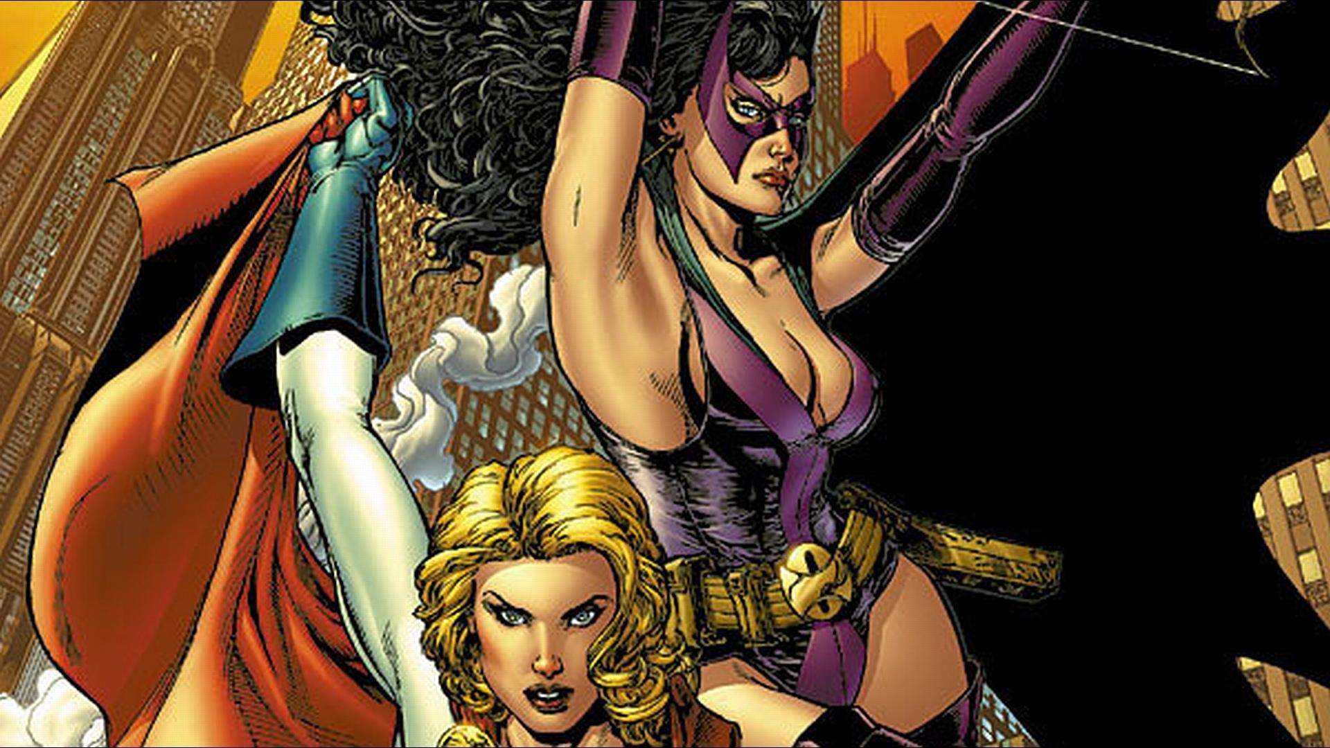 Huntress Comics wallpapers HD quality