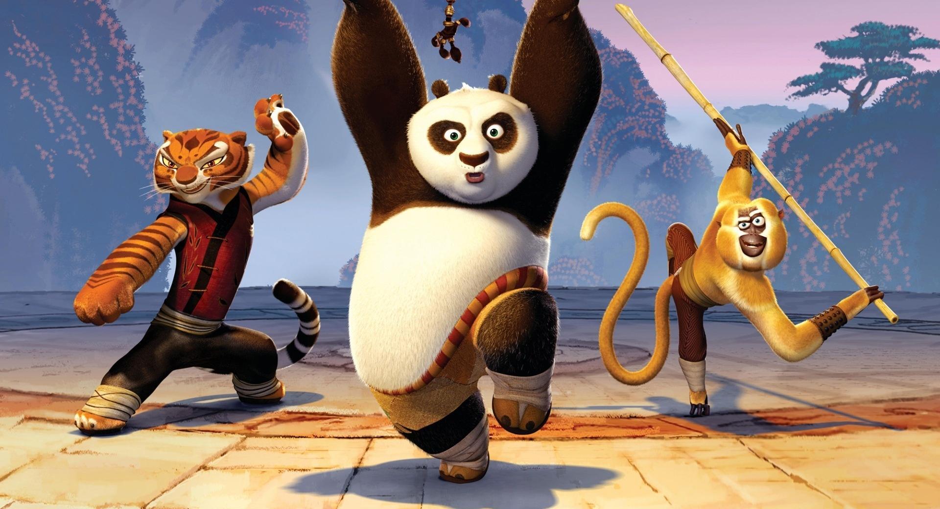 Kung Fu Panda 2 Movie wallpapers HD quality