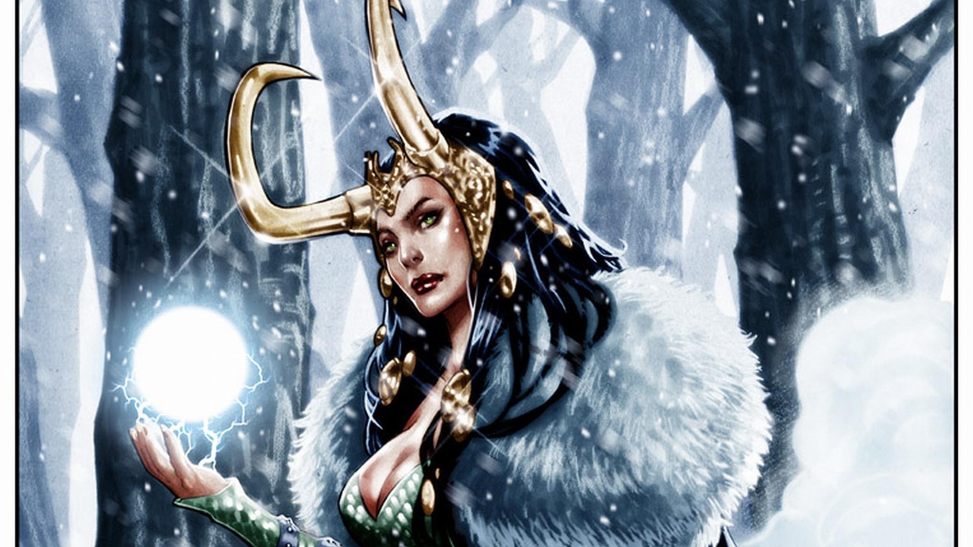 Loki Comics wallpapers HD quality