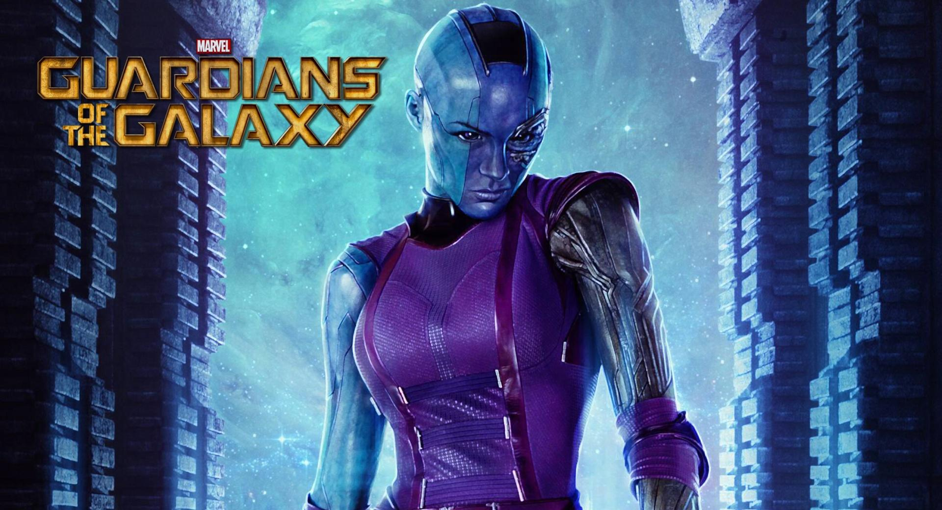 Marvels Guardians of the Galaxy Nebula wallpapers HD quality