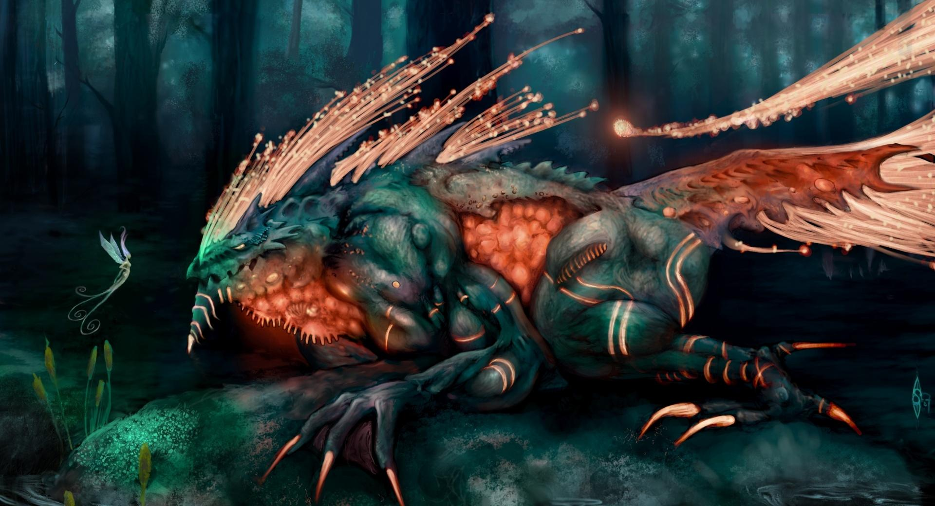 Monstrous Creature wallpapers HD quality