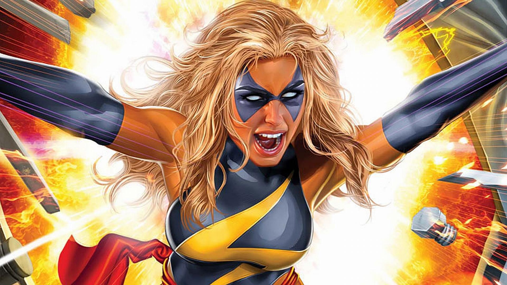 Ms Marvel wallpapers HD quality