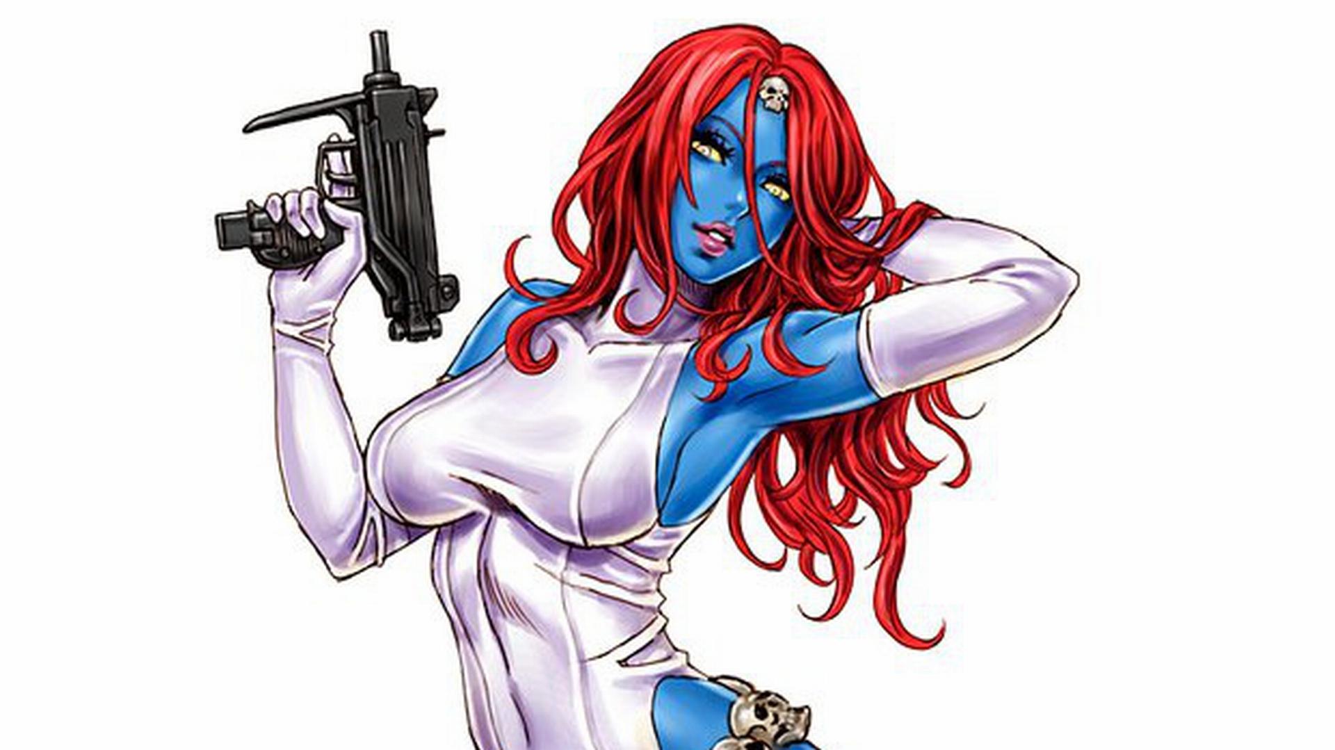 Mystique Comics wallpapers HD quality
