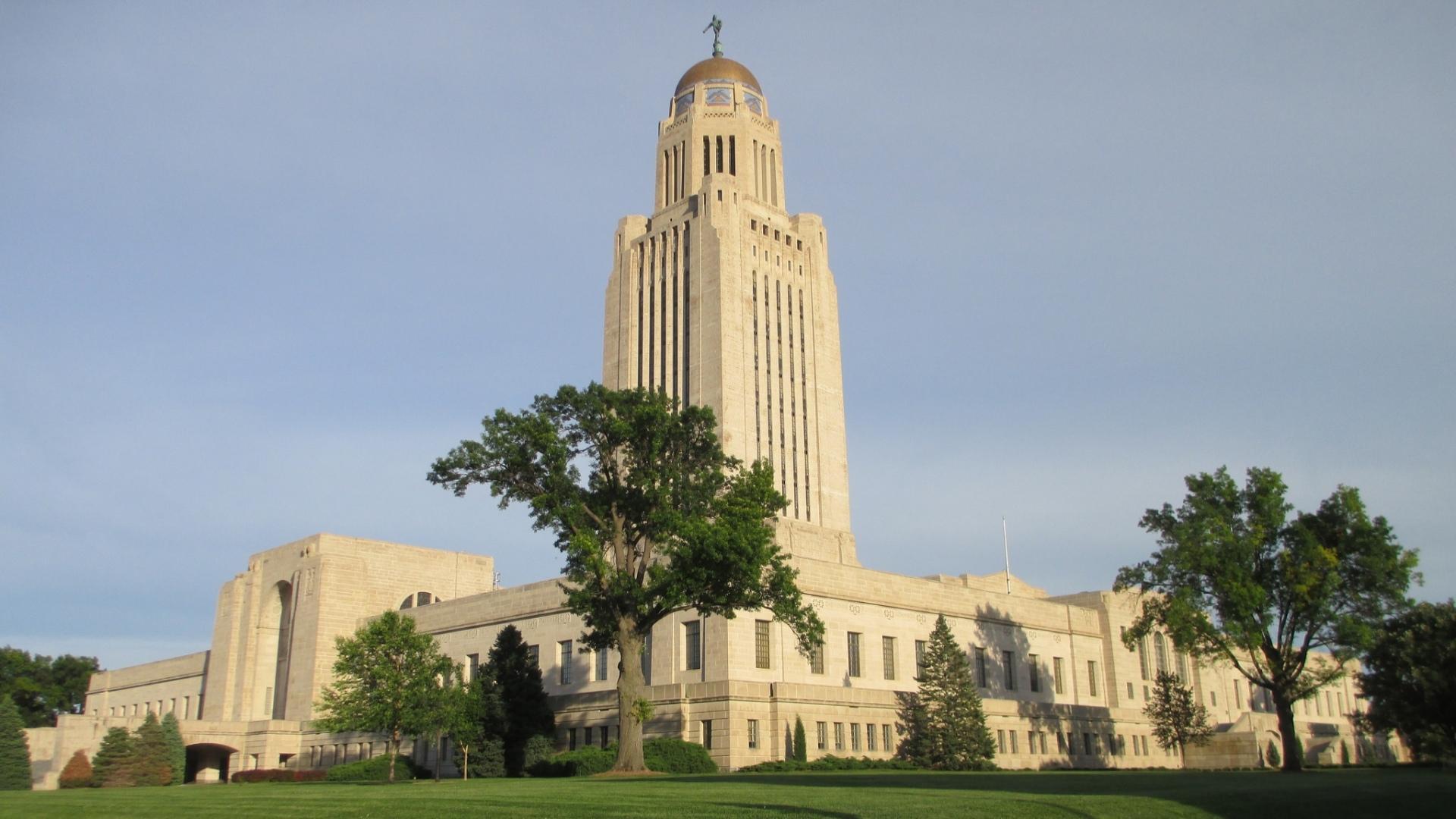 Nebraska State Capitol wallpapers HD quality
