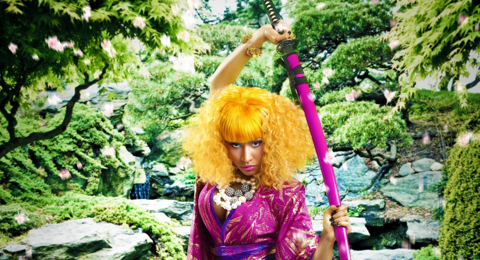 Nicki Minaj Samurai wallpapers HD quality