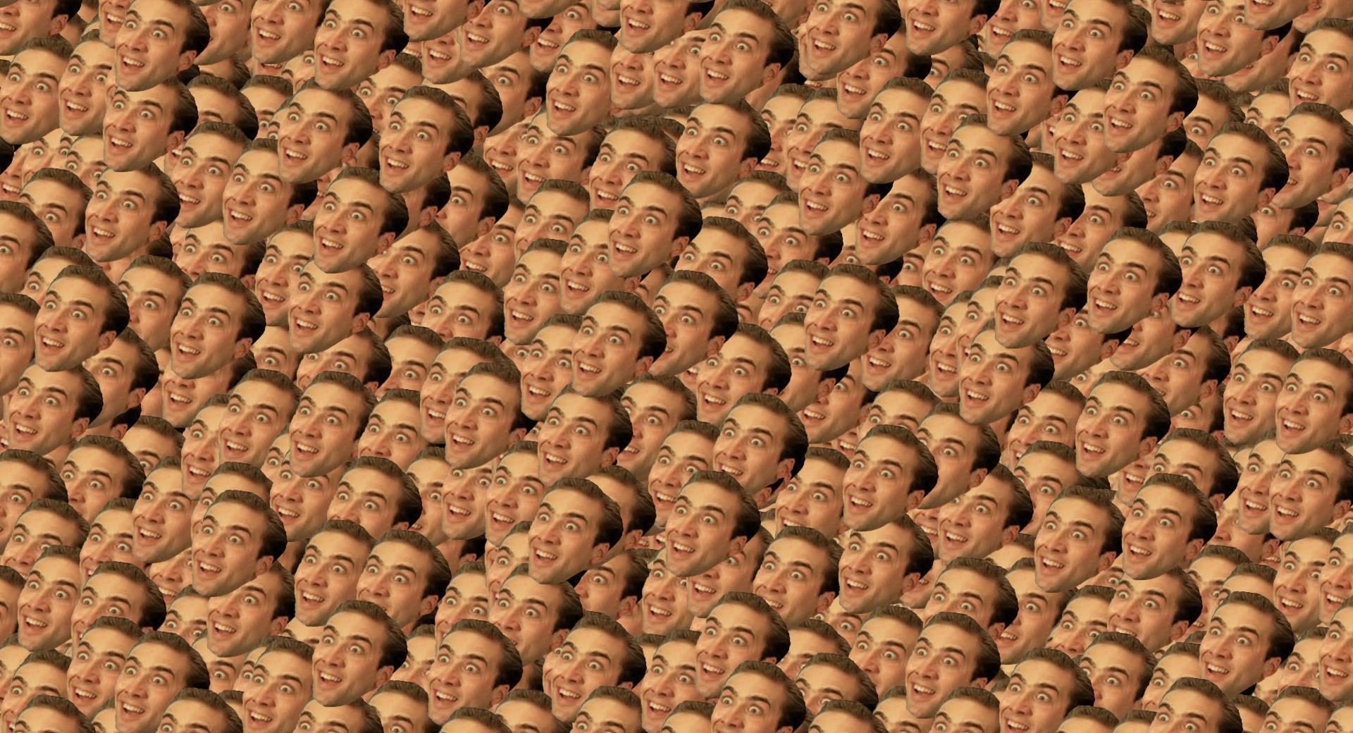 Nicolas Cage You Dont Say wallpapers HD quality