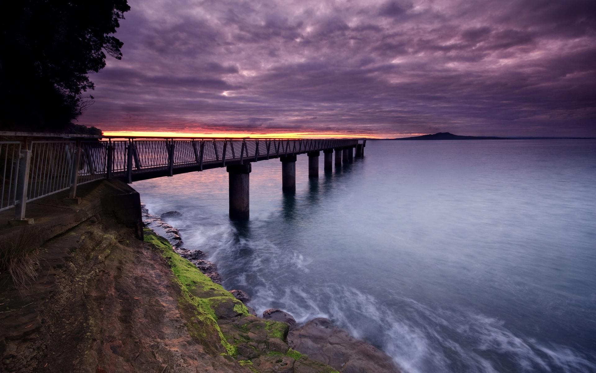 Pier wallpapers HD quality