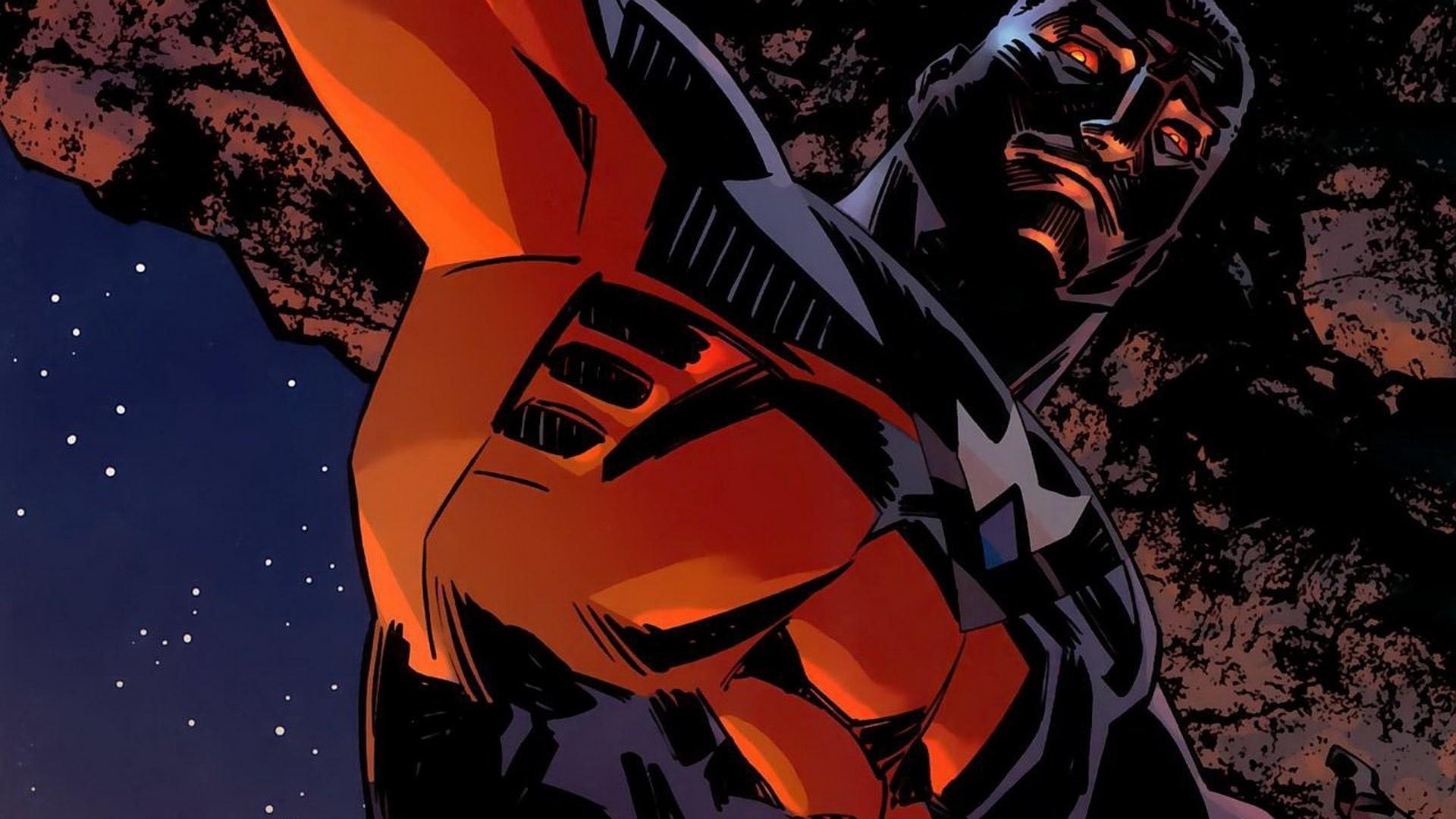 Plutonian Comics wallpapers HD quality