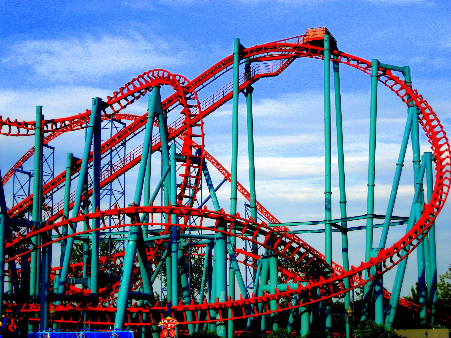 Roller Coaster wallpapers HD quality