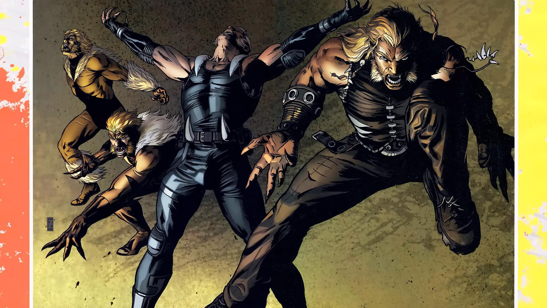 Sabretooth Comics wallpapers HD quality