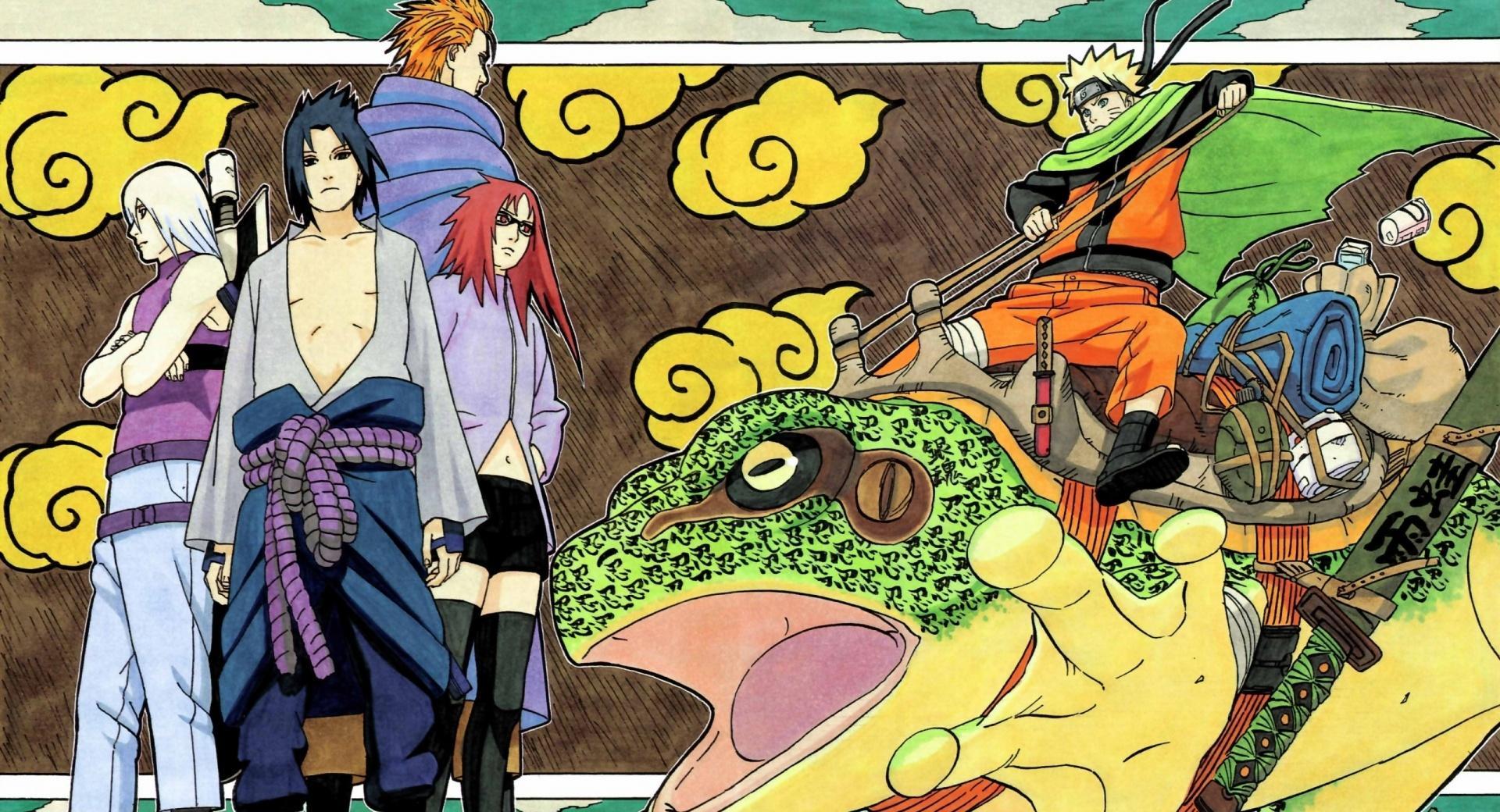 Sasuke - Team Hebi wallpapers HD quality