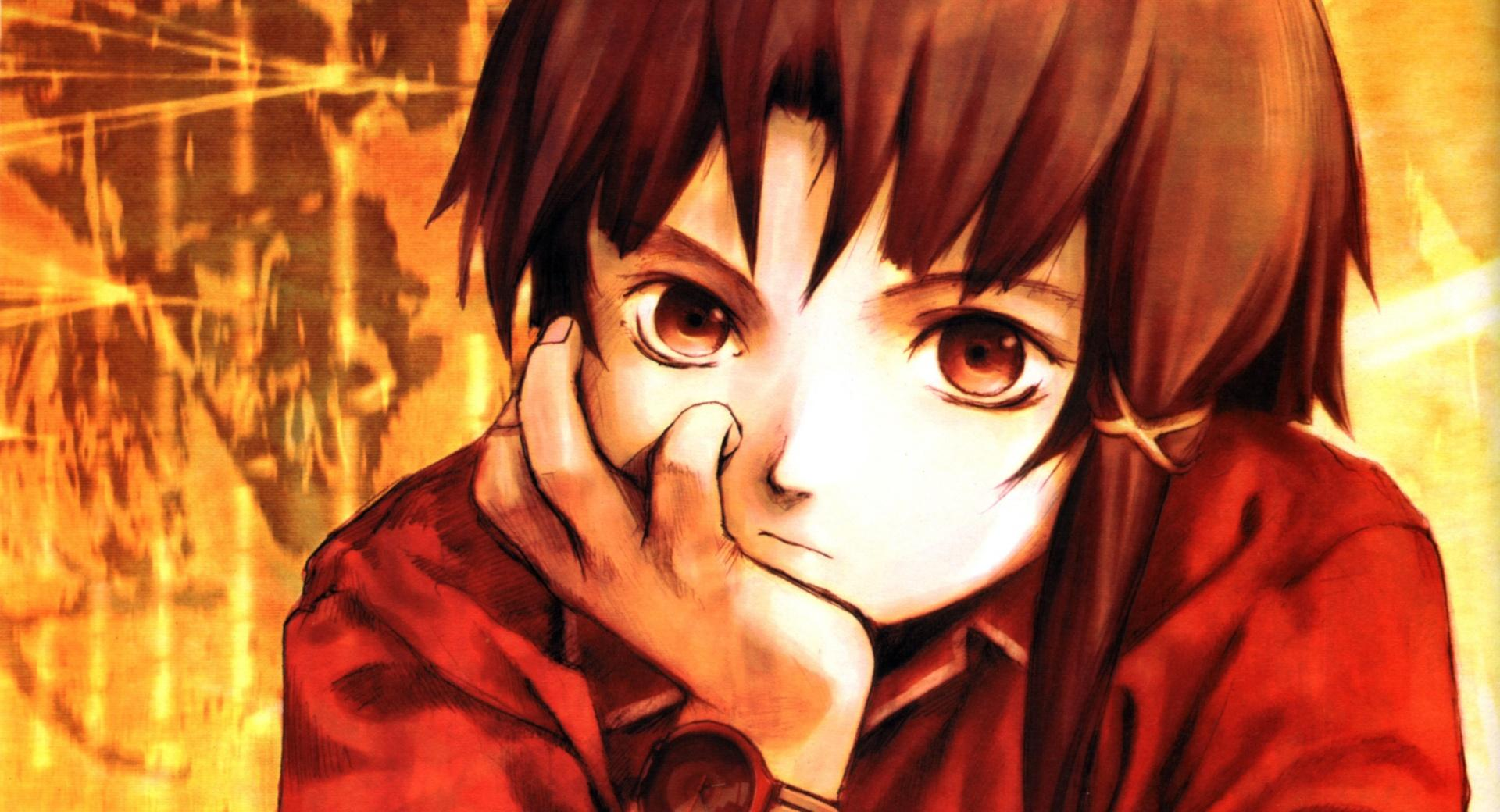 Serial Experiments Lain Anime wallpapers HD quality