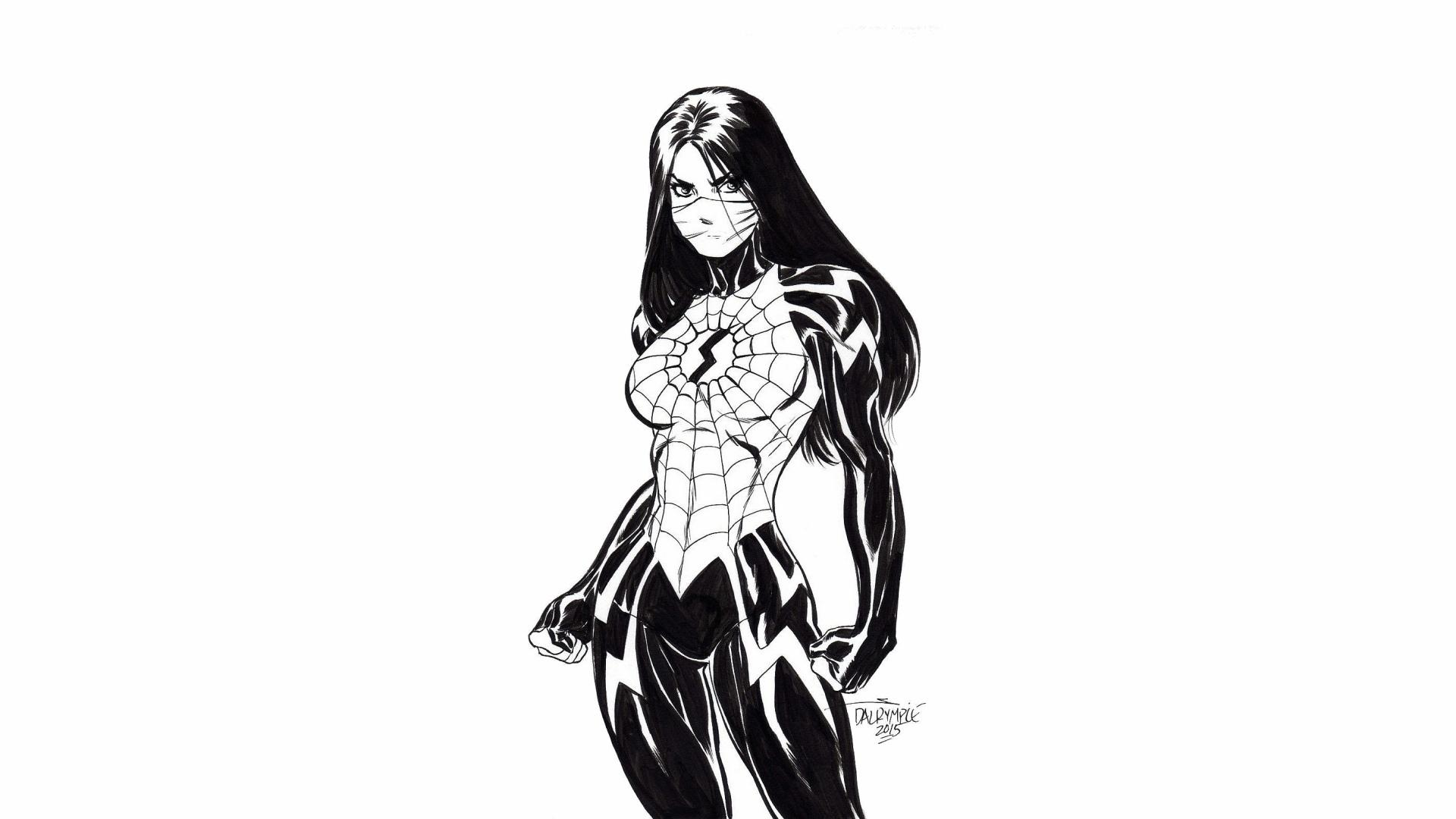 Silk Comics wallpapers HD quality