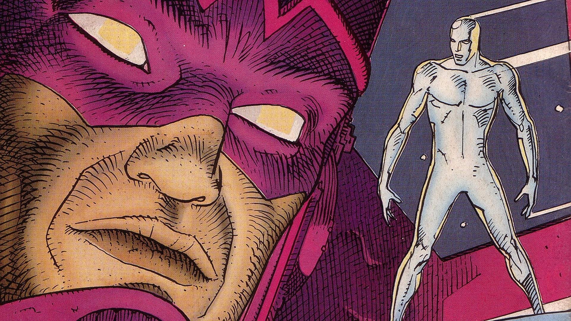 Silver Surfer wallpapers HD quality