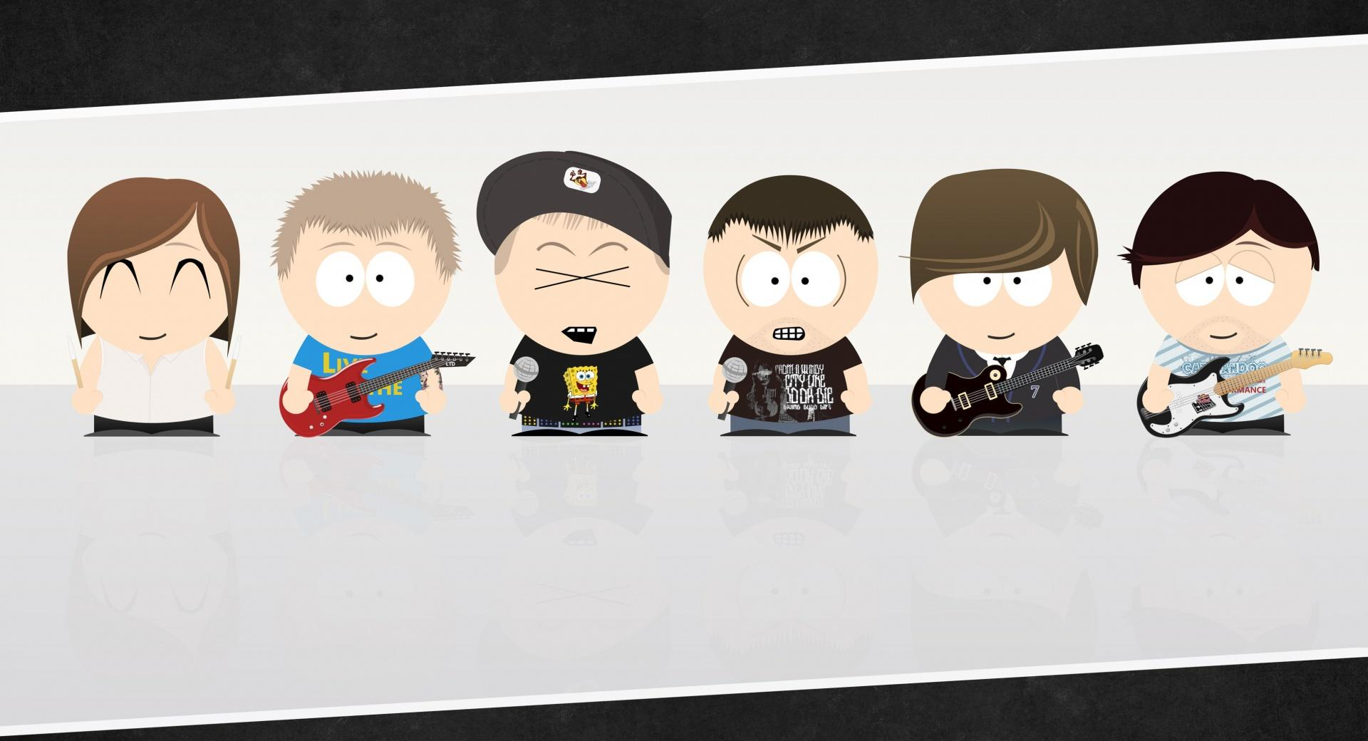 South Park Dead De Sound wallpapers HD quality