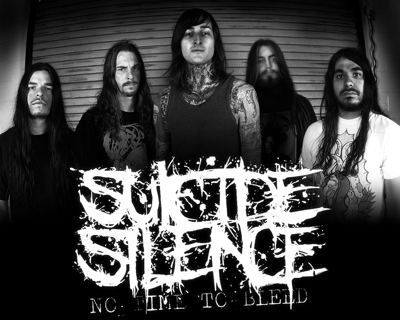 Suicide Silence wallpapers HD quality