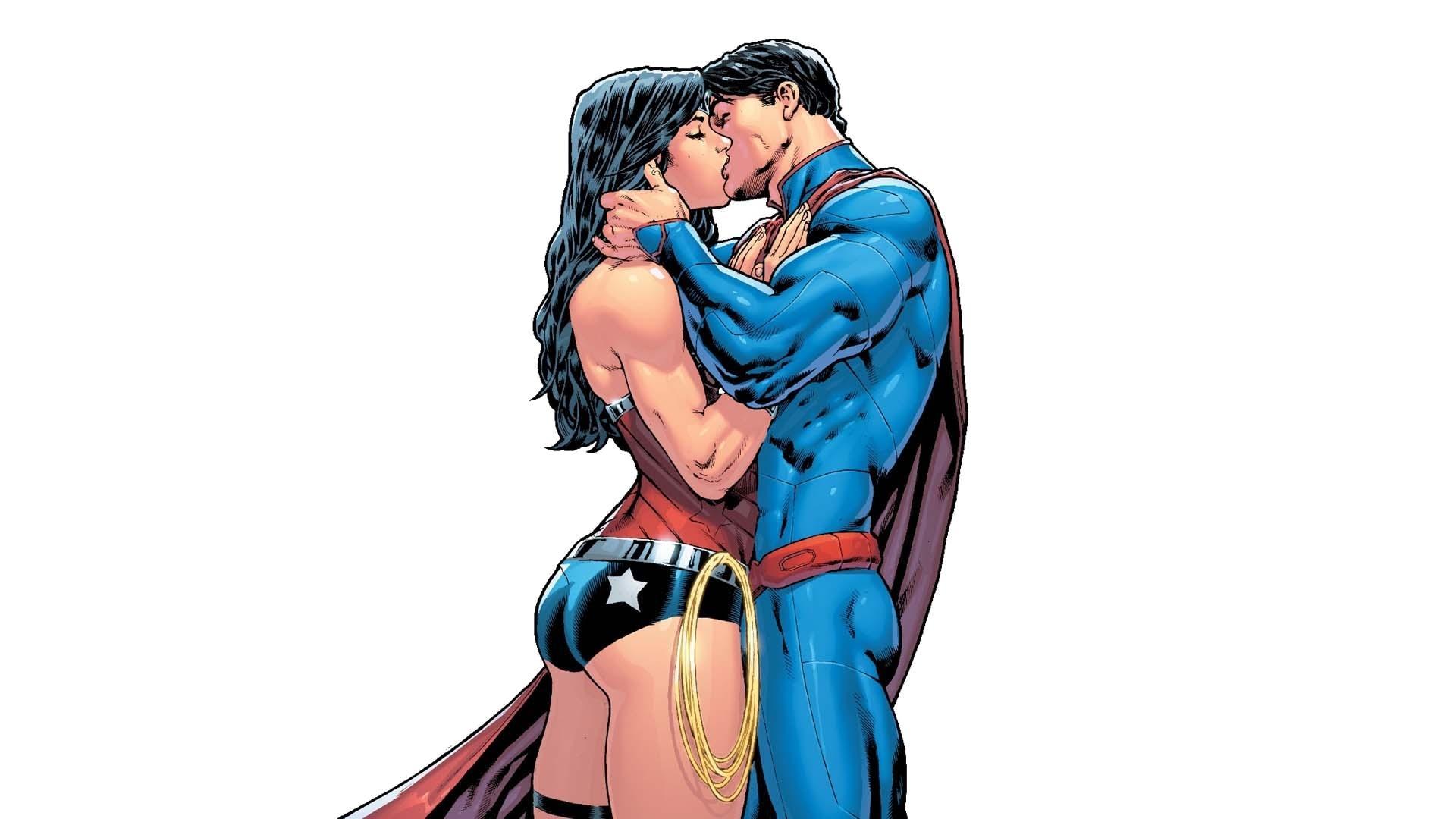 Superman Wonder Woman wallpapers HD quality