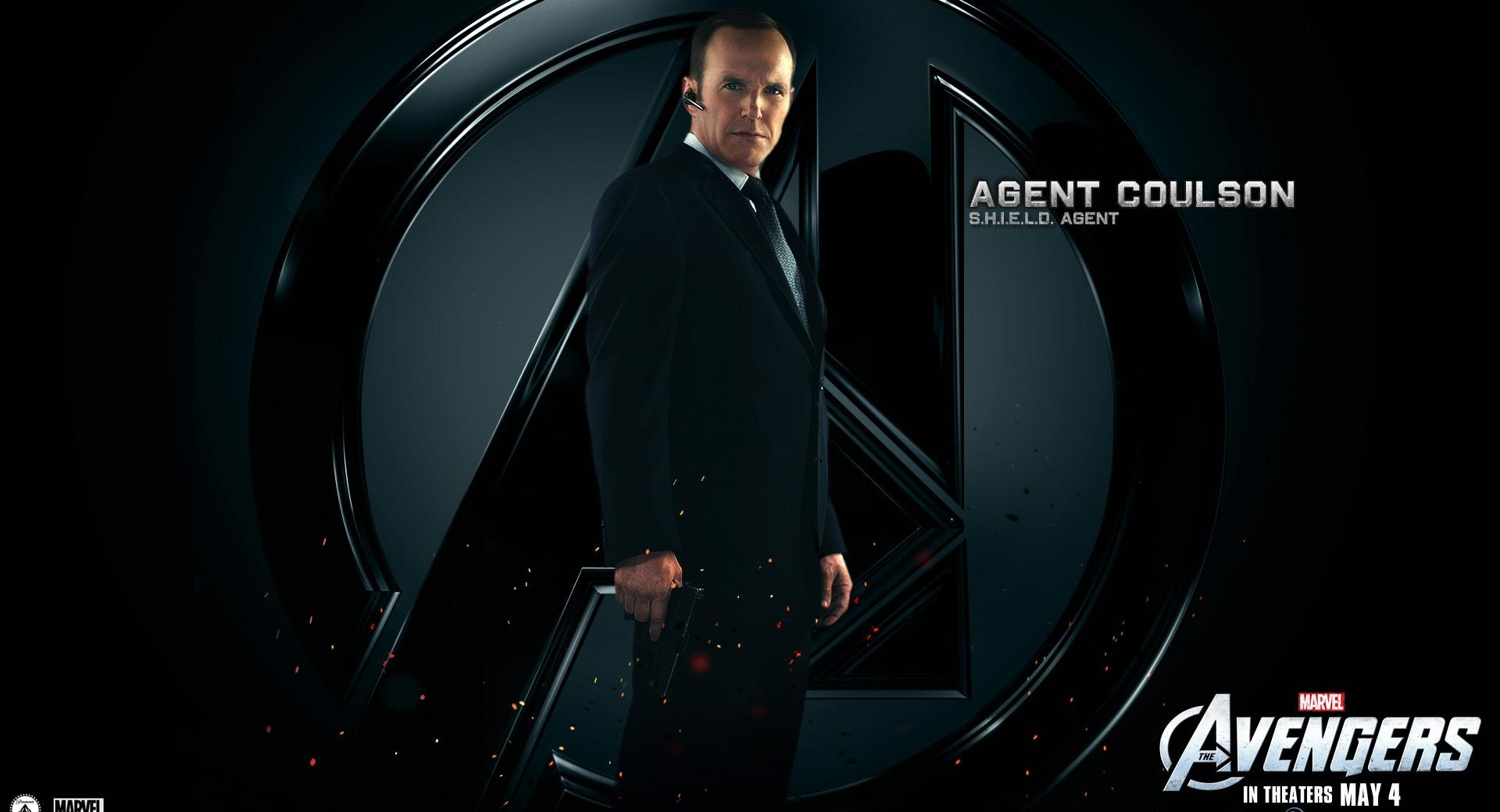 The Avengers Agent Coulson wallpapers HD quality