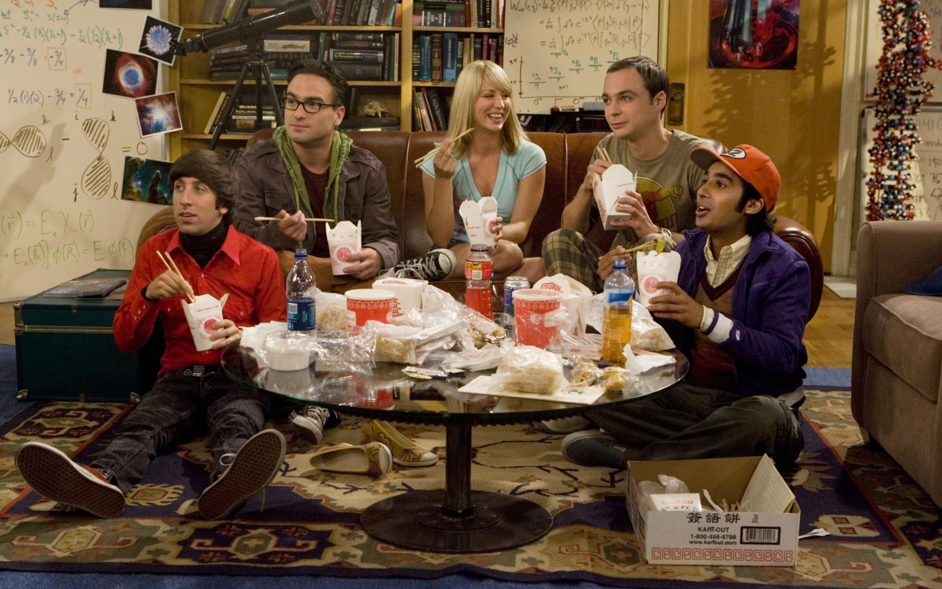 The Big Bang Theory wallpapers HD quality