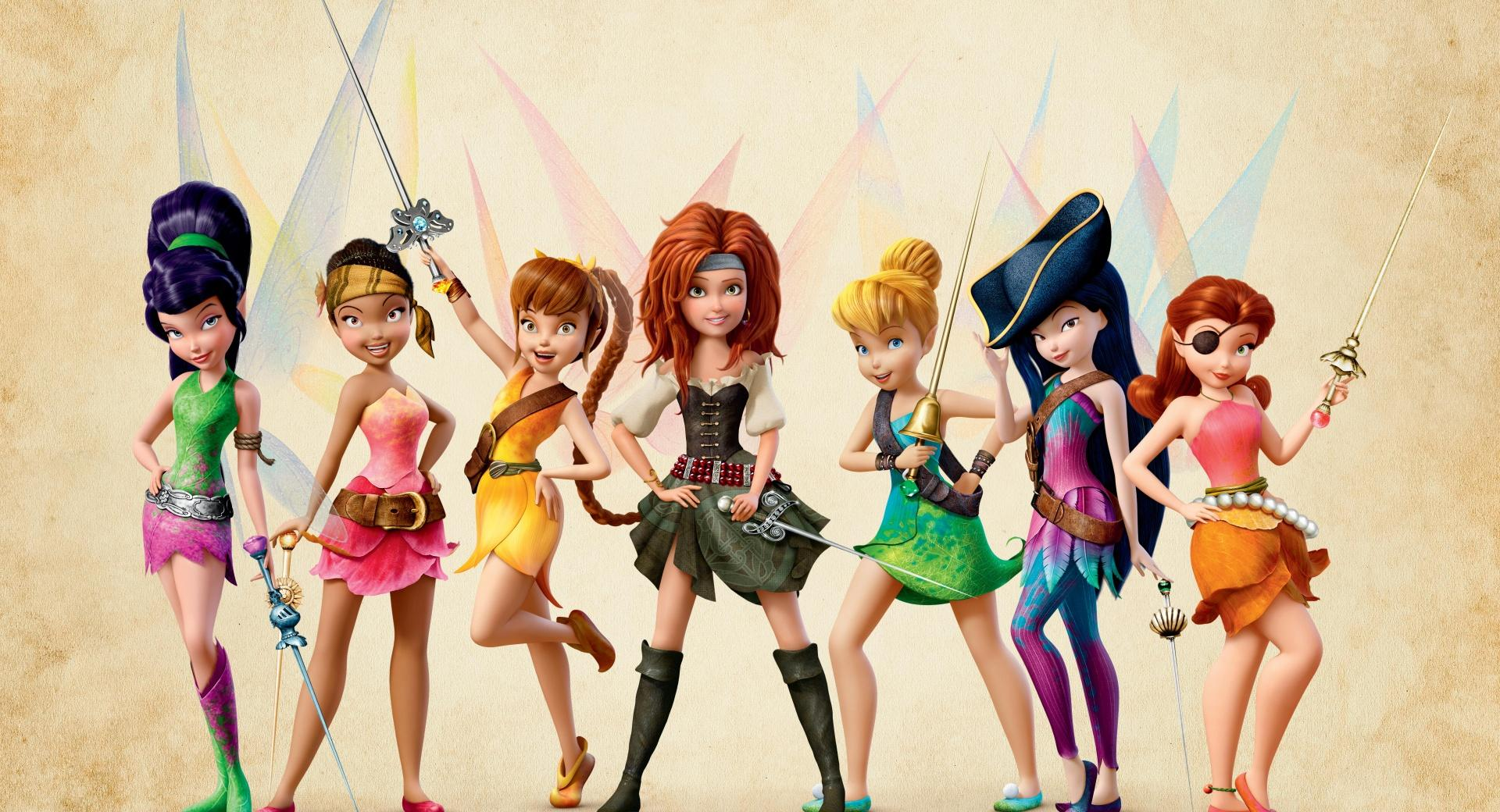 The Pirate Fairy 2014 wallpapers HD quality