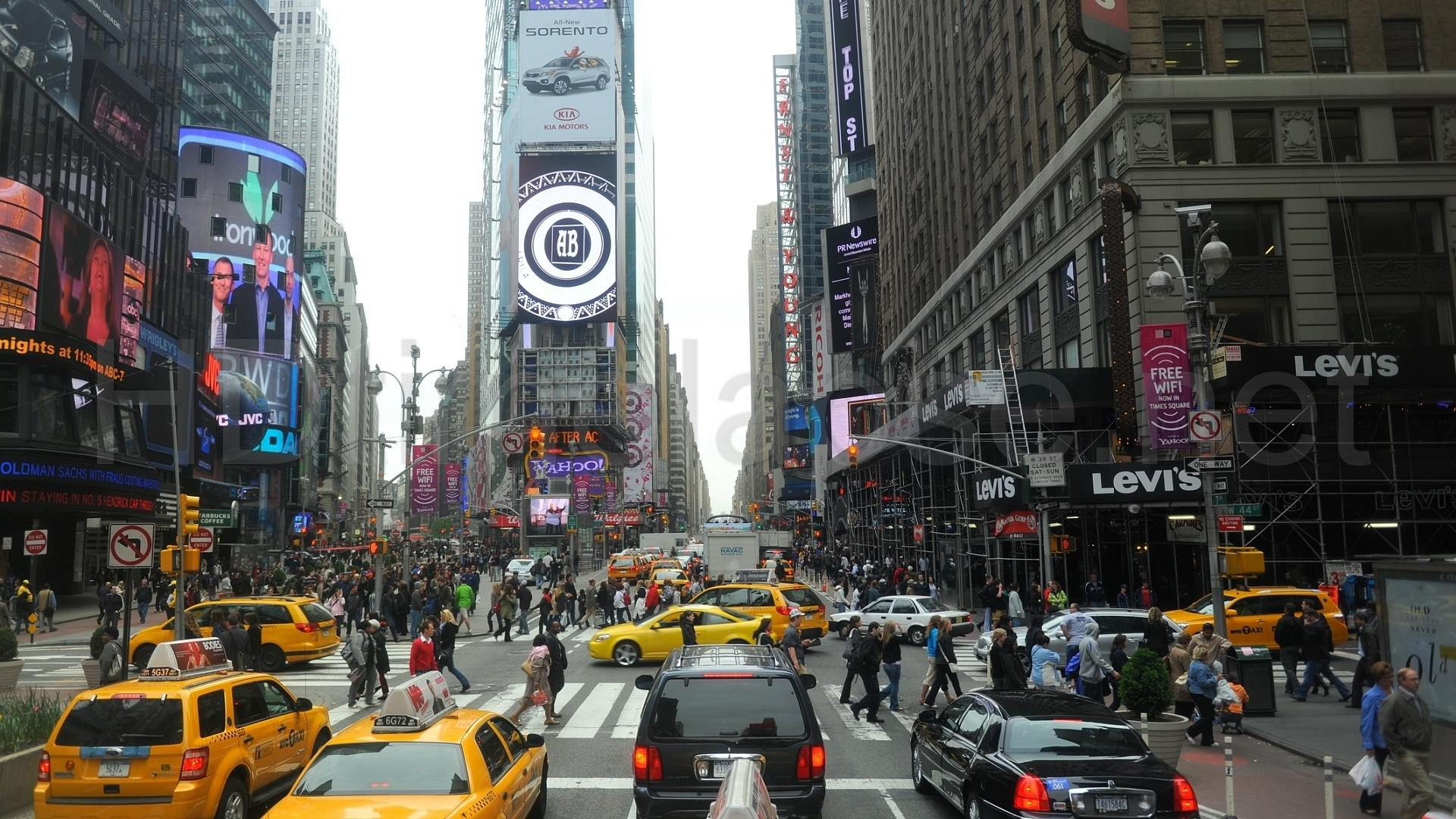Times Square wallpapers HD quality