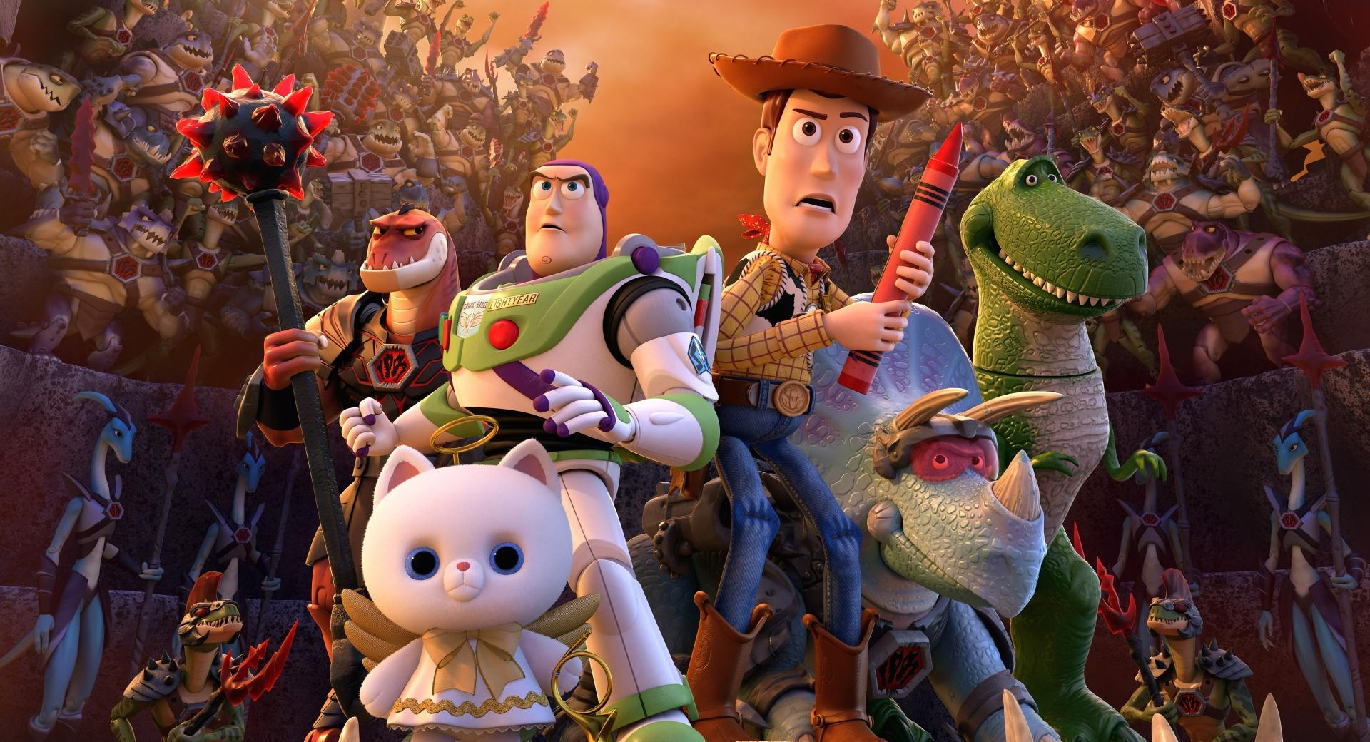 Toy Story That Time Forgot wallpapers HD quality