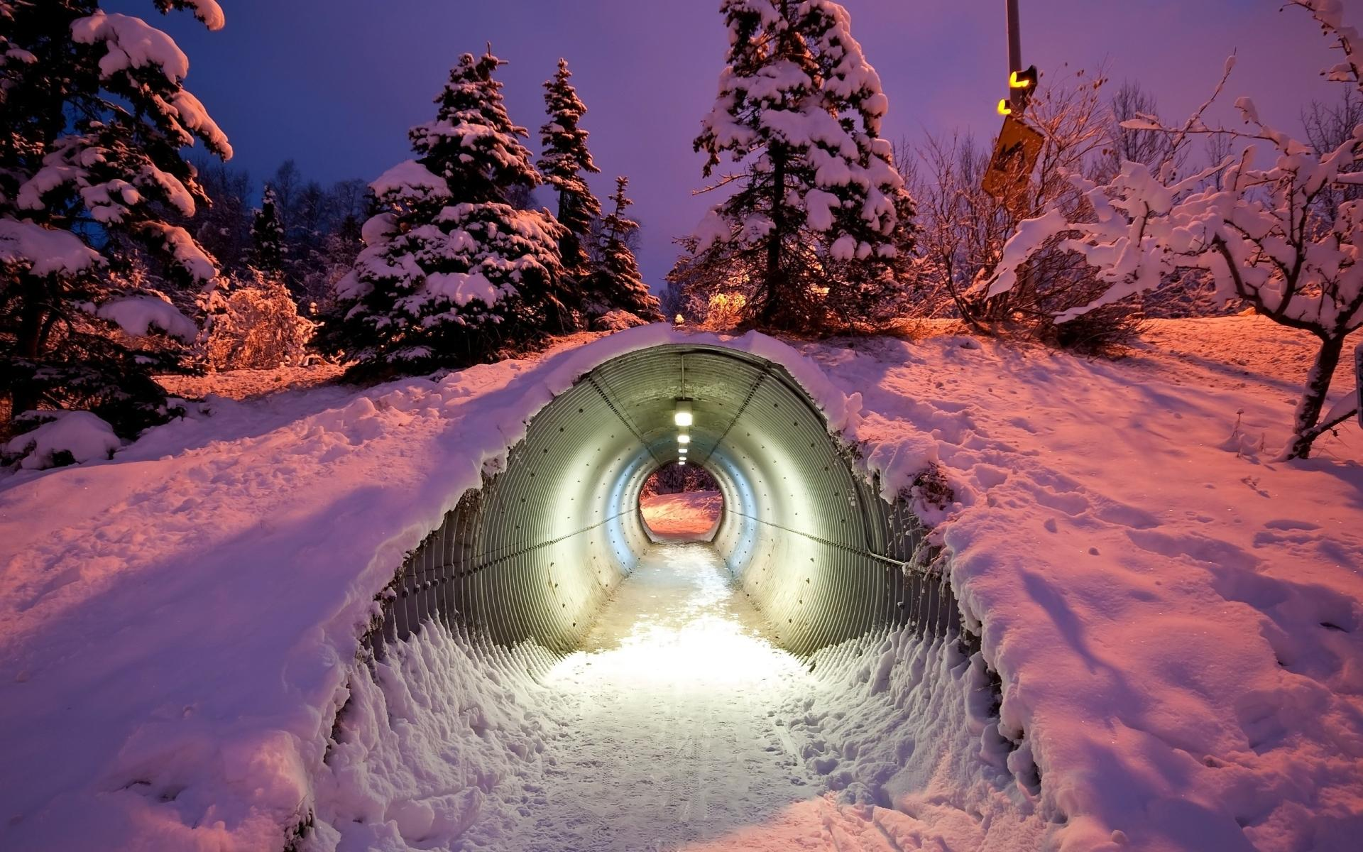 Tunnel wallpapers HD quality