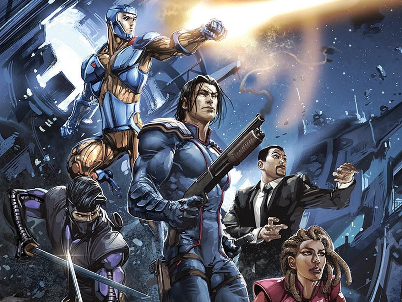 Unity Comics wallpapers HD quality
