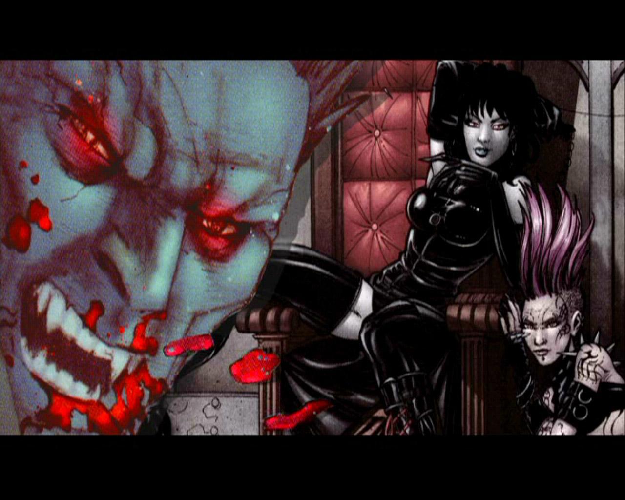 Vampire Comics wallpapers HD quality