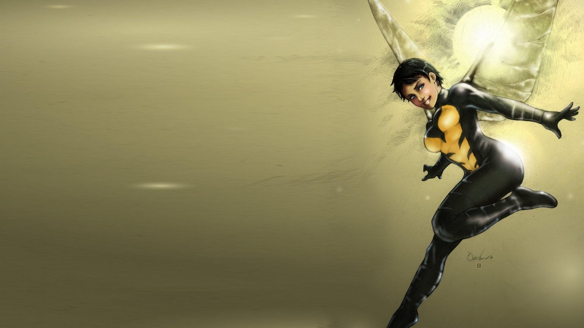 Wasp Comics wallpapers HD quality