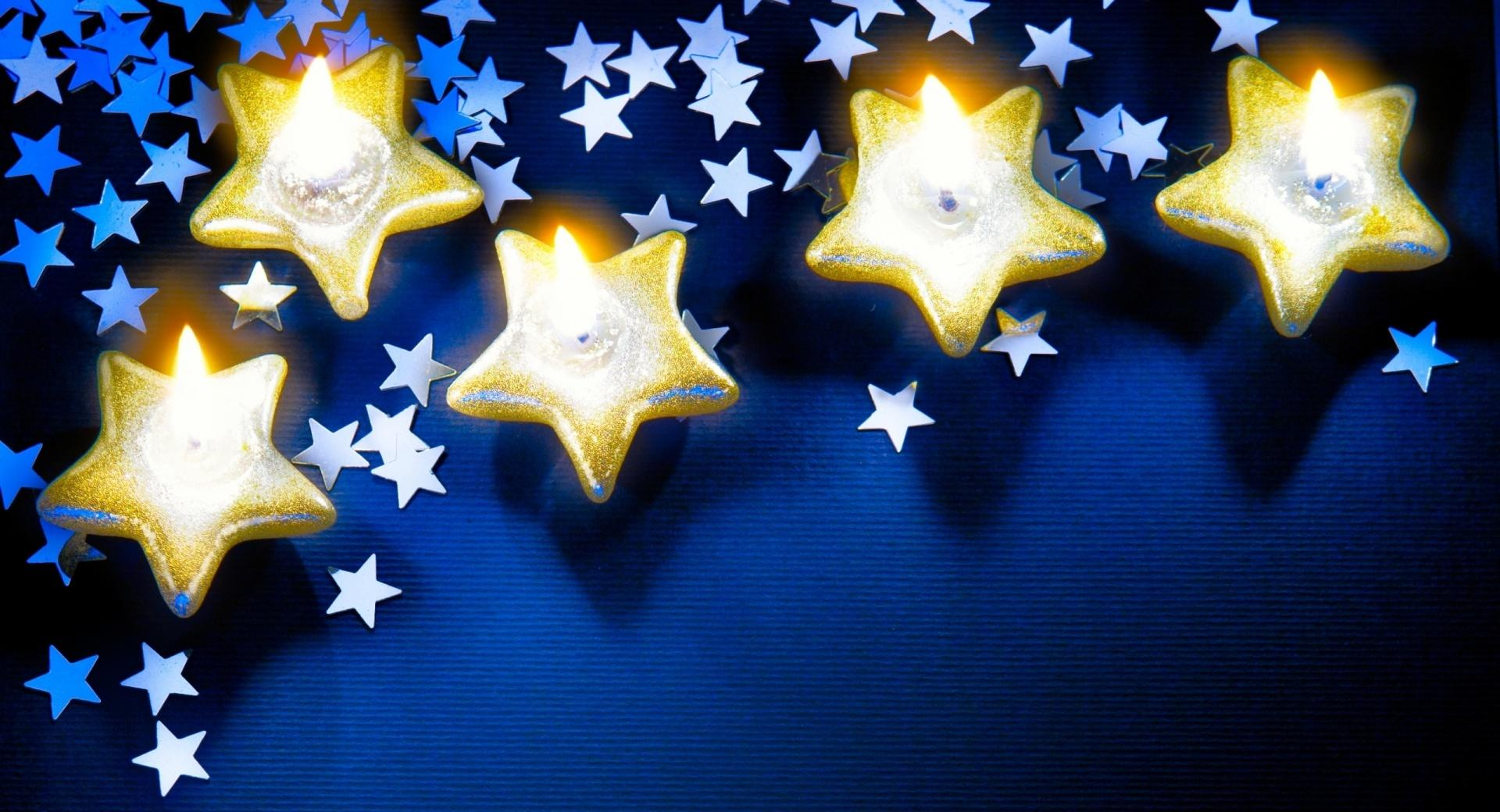 Yellow Stars wallpapers HD quality
