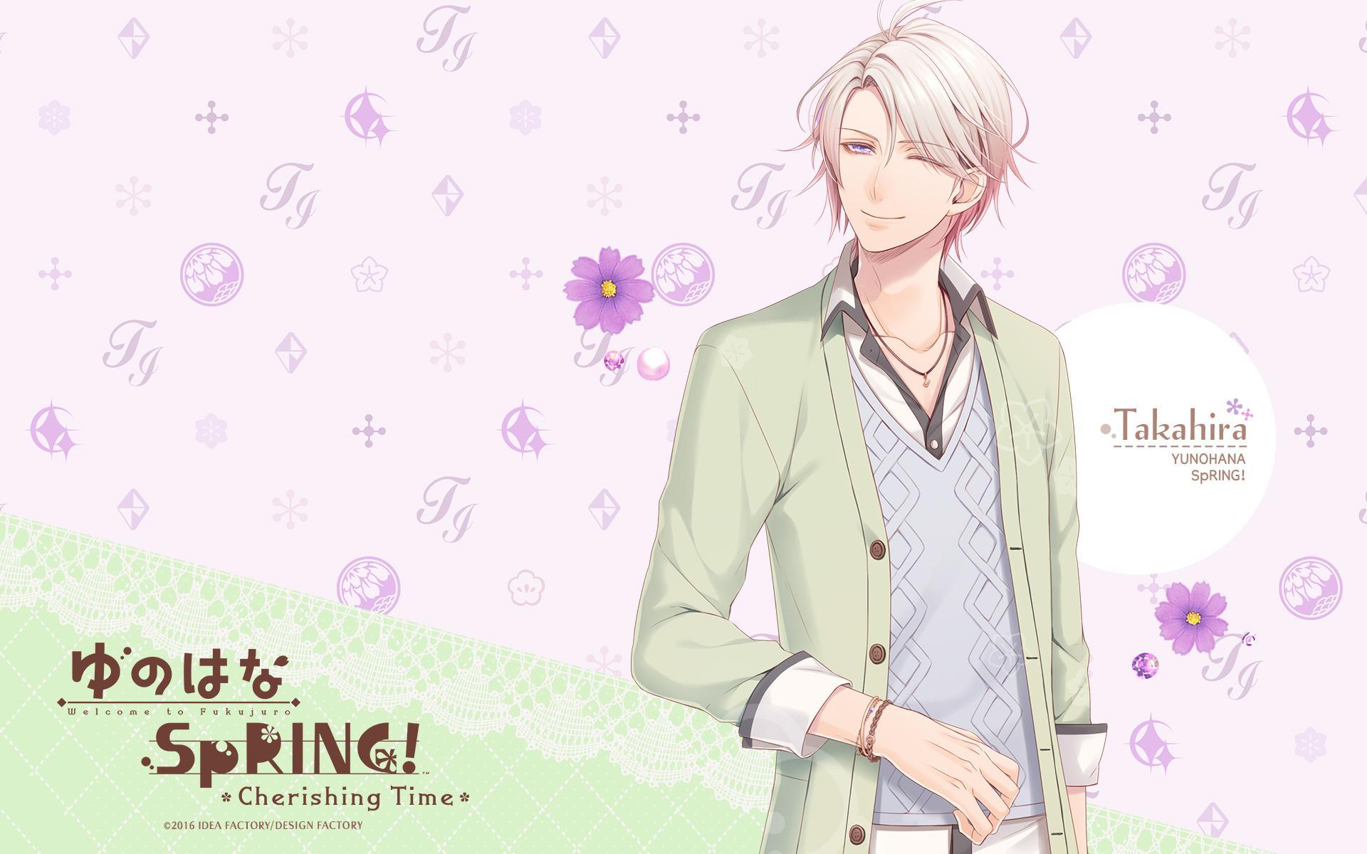 Yunohana Spring! Cherishing Time wallpapers HD quality