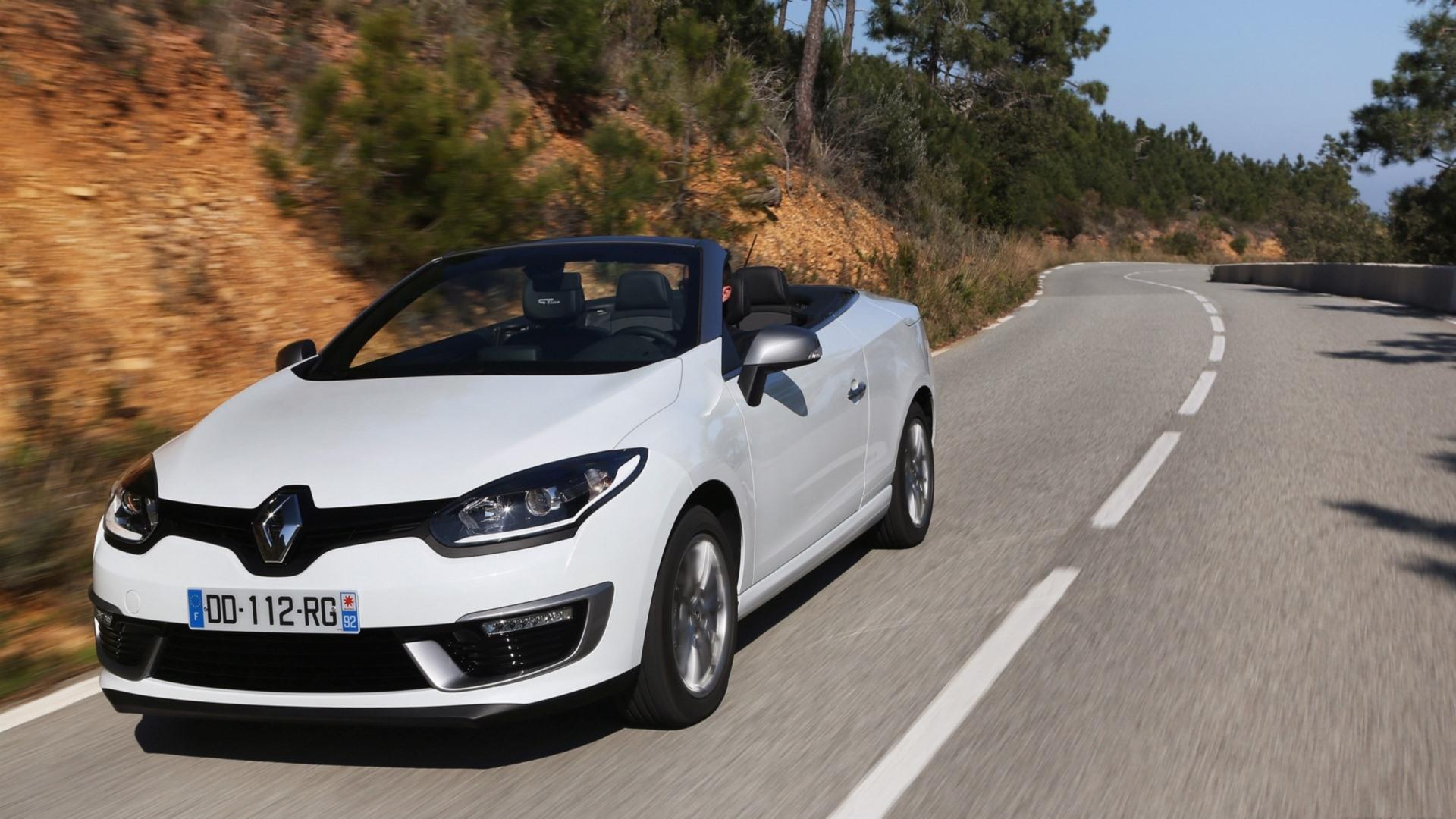 2015 renault megane coupe cabriolet wallpaper hd download. Black Bedroom Furniture Sets. Home Design Ideas