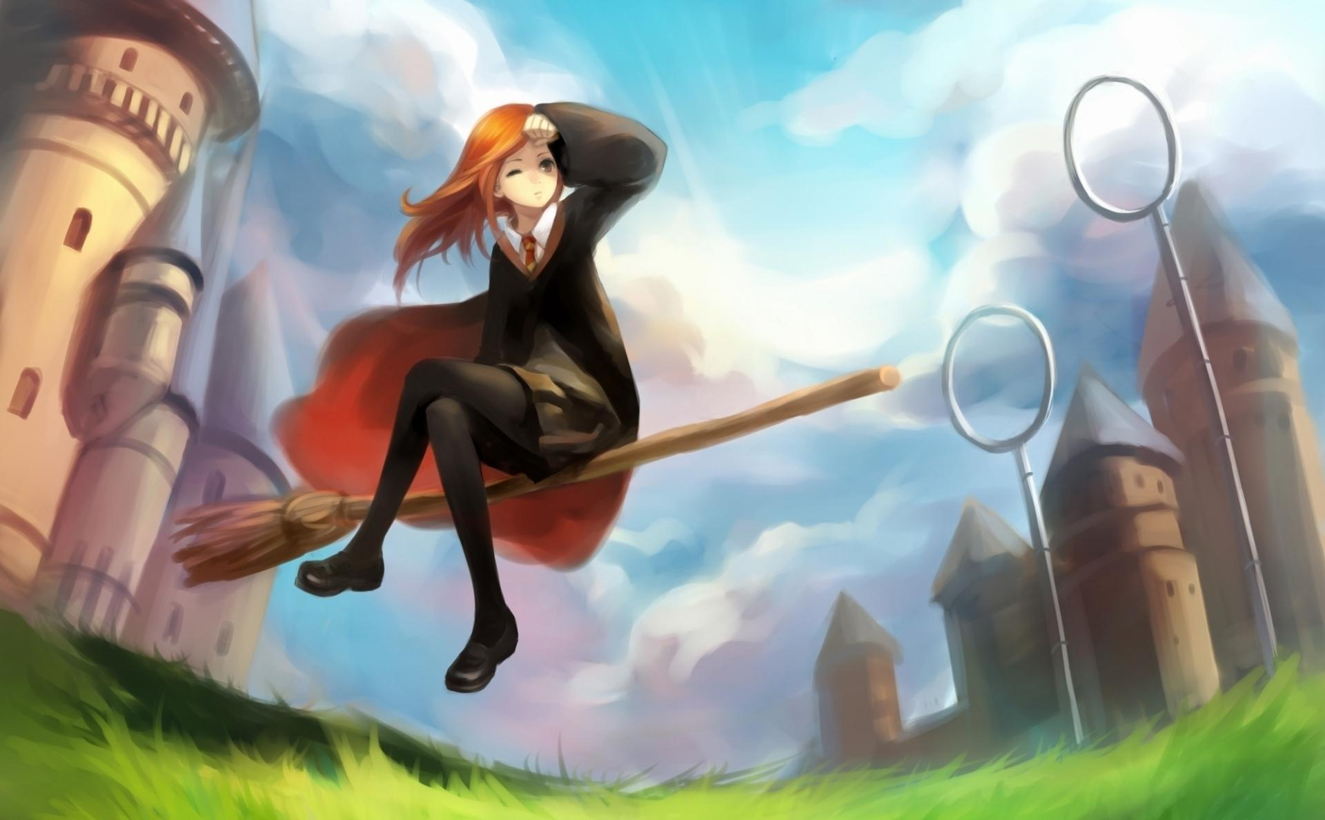 Harry Potter Anime Wallpaper HD Download