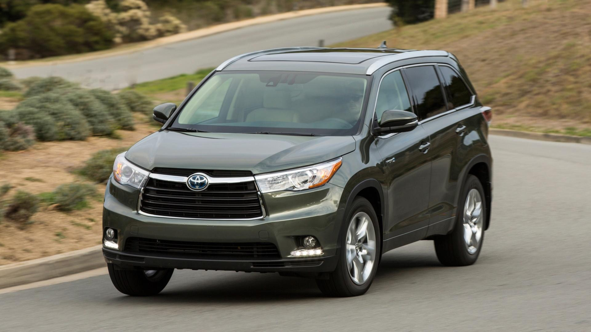 2014 toyota highlander hybrid wallpaper hd download. Black Bedroom Furniture Sets. Home Design Ideas