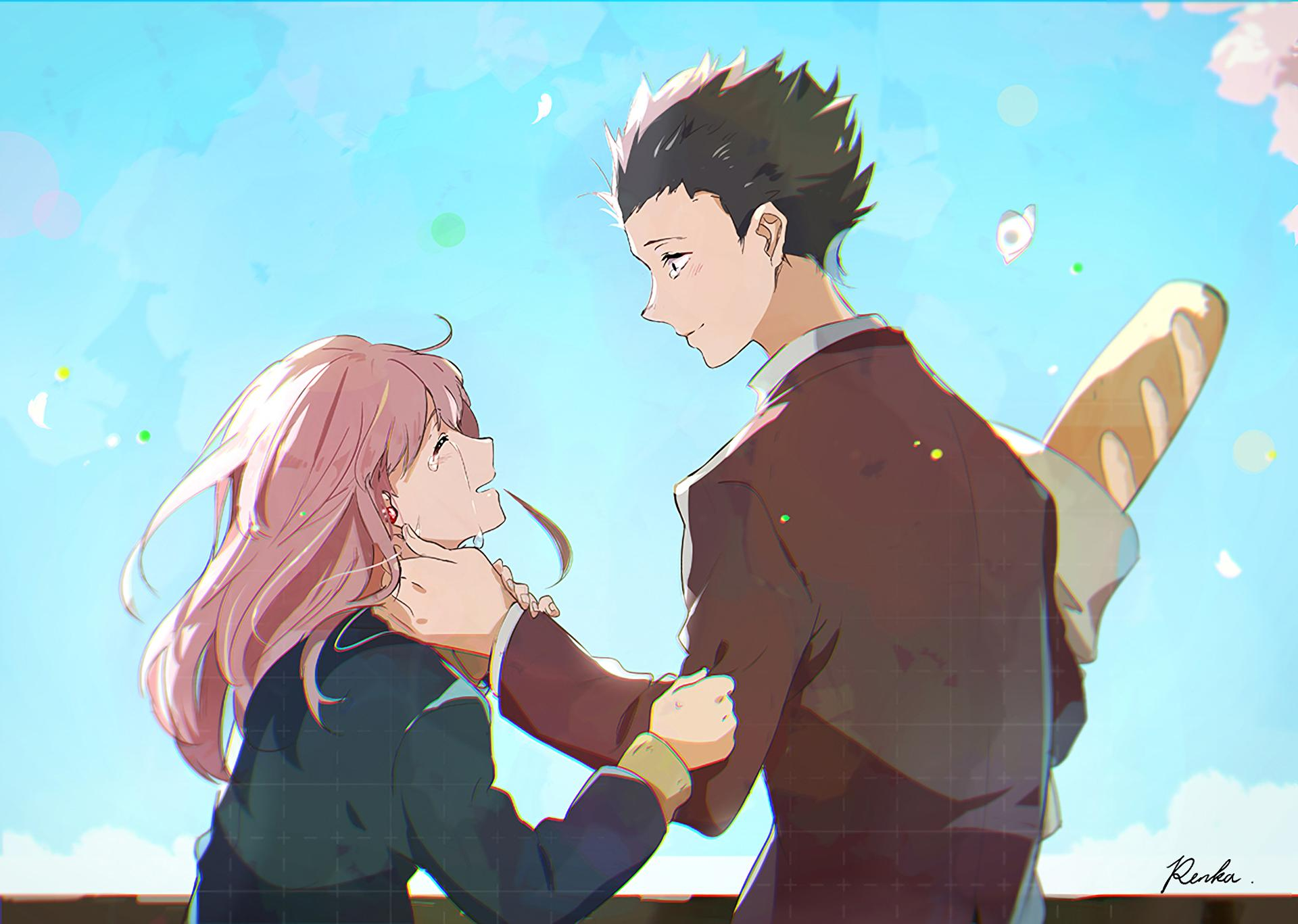 Koe No Katachi Wallpaper Hd Download