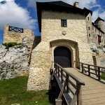 Bobolice Castle hd