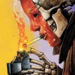 Hellblazer Comics desktop wallpaper