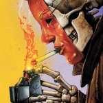 Hellblazer Comics desktop wallpaper