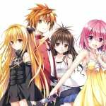 To Love-Ru Darkness images
