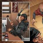 Wolverine Japan s Most Wanted free wallpapers
