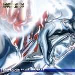 Silver Surfer hd desktop