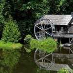 Watermill image