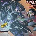 Huntress Comics free