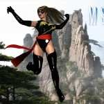 Ms Marvel wallpapers