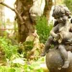 Cherub Statue hd pics