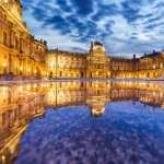 The Louvre desktop wallpaper